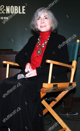 Stock Picture of Anne Rice