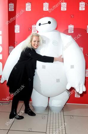 'Big Hero 6' Uk Gala at the Odeon Leicester Square Debbie Douglas