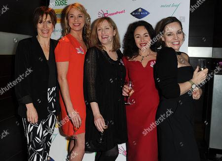 Editorial photo of 'Di Viv and Rose' Press Night - 29 Jan 2015