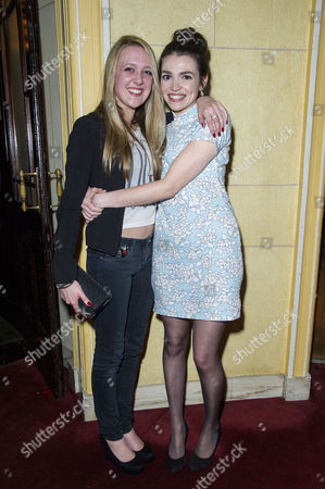 'Women On the Verge of A Nervous Breakdown' Press Night at the Playhouse Theatre and Afterparty at Horseguards Hotel Emily Head and Seline Hizli