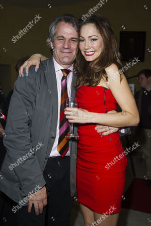 'Women On the Verge of A Nervous Breakdown' Press Night at the Playhouse Theatre and Afterparty at Horseguards Hotel Bartlett Sher and Anna Skellern