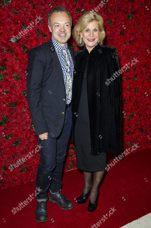 'Women On the Verge of A Nervous Breakdown' Press Night at the Playhouse Theatre and Afterparty at Horseguards Hotel Graham Norton and Maria Mcerlane