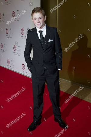 Stock Photo of 35th London Critic's Circle Film Awards at the Mayfair Hotel Corey Mckinley