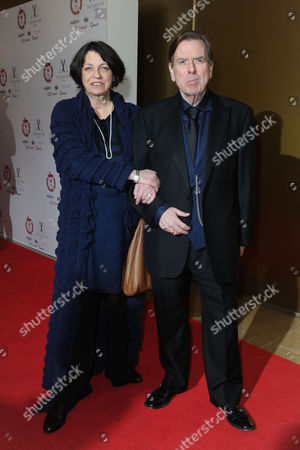 35th London Critic's Circle Film Awards at the Mayfair Hotel Timothy and Shane Spall