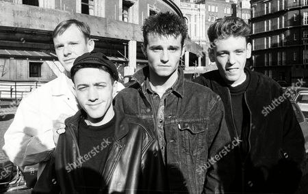 British Record Awards (brits) Photocall and Party Wet Wet Wet (marti Pellow)
