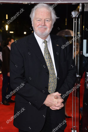 'Dad's Army' World Premiere at Odeon Leicester Square Ian Lavender