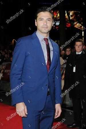 Mortdecai Uk Film Premiere at the Empire Leicester Square Jonny Pasvolsky