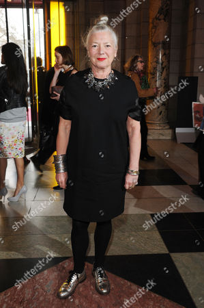 Stock Image of the Glamour of Italian Fashion - Vip Private View at the V&a Wendy Dagworthy
