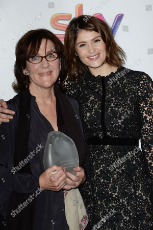 Women in Film and Television Awards at the Hilton Hotel Consolata Boyle Winner of the Craft Award Presented by Gemma Arterton