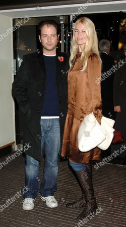 World Premiere of 'Harry Potter and the Goblet of Fire' at the Odeon Leicester Square London Matthew Vaughn and Claudia Schiffer