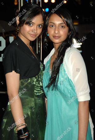 Shefali Chowdhury and Afshan Azad