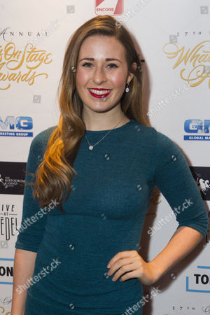Editorial image of 2017 WhatsOnStage Awards, Nominations Party, London, UK - 1 Dec 2016