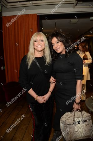 Jo Wood and Nancy Dell'Olio