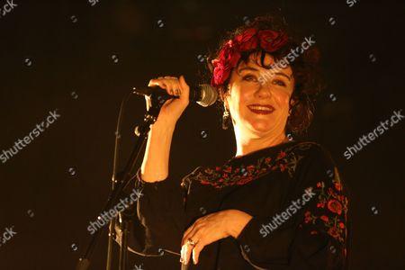 Stock Picture of Deacon Blue - Lorraine McIntosh