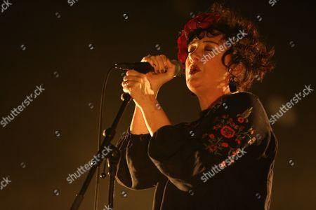 Editorial picture of Deacon Blue in concert at Usher Hall, Edinburgh, Scotland, UK - 01 Dec 2016