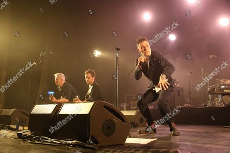 Deacon Blue - Gregor Philp, Lewis Gordon and Ricky Ross