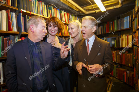 Bill Paterson, Anna Chancellor, Joely Richardson and Edward Fox