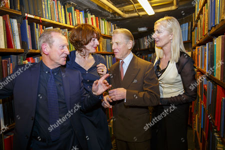 Bill Paterson, Anna Chancellor, Edward Fox and Joely Richardson