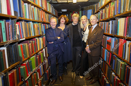 Bill Paterson, Anna Chancellor, Tom Stoppard, Joely Richardson and Edward Fox
