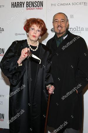 Stock Photo of Arlene Dahl, Mark Ronson