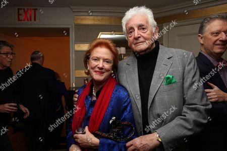 Edwina Sandys, Harry Benson