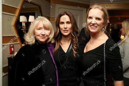 Stock Image of Gigi Benson, Cristina Greeven Cuomo, Kerry Kennedy