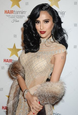 Stock Picture of Lilly Ghalichi