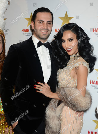 Dara Mir and Lilly Ghalichi