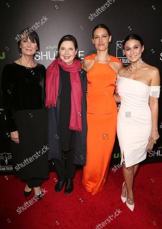 Mel Harris, Isabella Rossellini, KaDee Strickland, Emmanuelle Ch