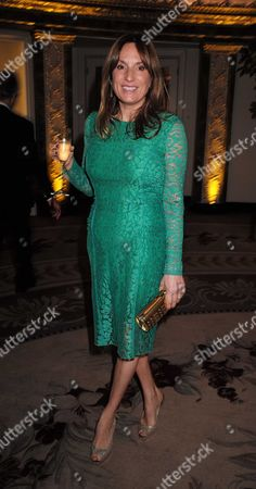 10 11 15 25th Cartier Racing Awards at the Ballroom of the Dorchester Hotel Park Lane London Emily Oppenheimer