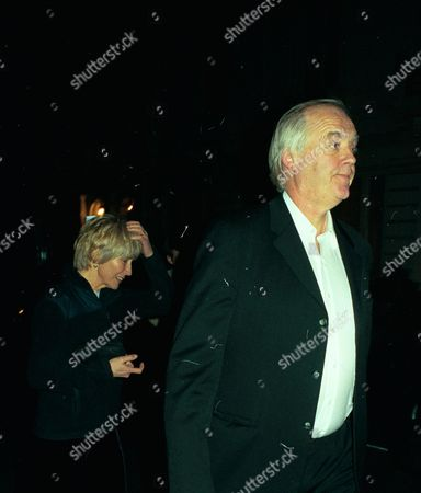 - Andrew & Maderline Lloyd-webber Held A Cocktail Party at Thier New Chester Square House For Disney Head Michael Eisner Pixs Show Sir Tim & Lady Jane Rice