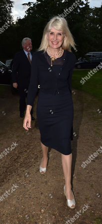 Editorial picture of Annabel Goldsmith Summer Party