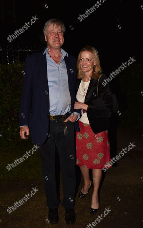 21 06 16 Ladyannabel Goldsmith's Summer Party at Ormeley Lodge Ham Gate Ave Richmond Park Twickenham Henry Somerset Marquess of Worcester