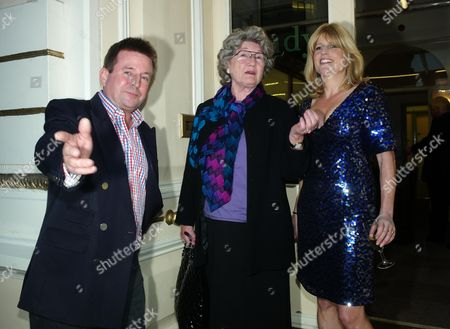 Editorial image of Book Launch Party For Diary of the Lady at the Lady Magazine Office Bedford Street Covent Garden