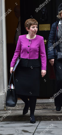 01 12 15 Cabinet Meeting at 10 Downing Street Baroness Stowell of Beeston Mbe Lord Privy Seal Leader of the House of Lords