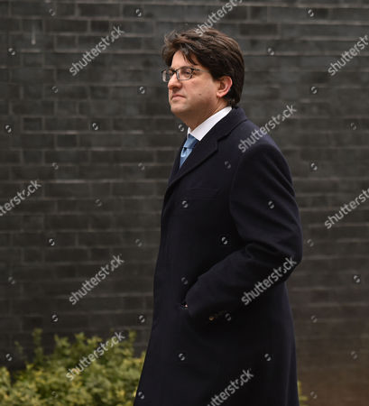 Stock Picture of 08 03 16 Cabinet Meeting at 10 Downing Street Westminster London Lord Andrew Feldman Party Chairman†††††††††