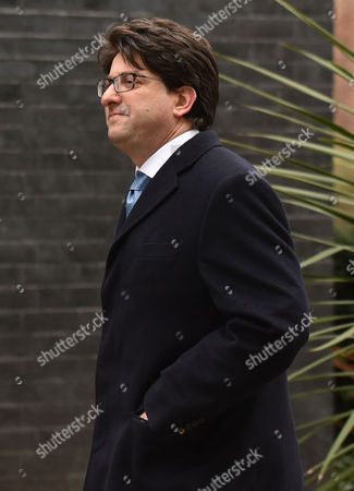 08 03 16 Cabinet Meeting at 10 Downing Street Westminster London Lord Andrew Feldman Party Chairman†††††††††