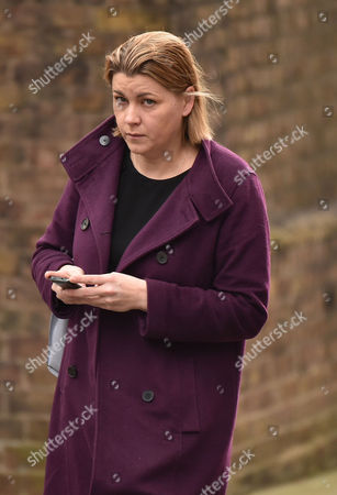 Stock Picture of 08 03 16 Cabinet Meeting at 10 Downing Street Westminster London Liz Sugg the Pm's Head of Operations