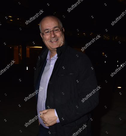 Stock Picture of 19 10 15 'Call Me Dave' at Arrivals at Altitude 360 Millbank Tower Westminster For Lord Michael Ashcroft's Book Launch Stuart Wheeler
