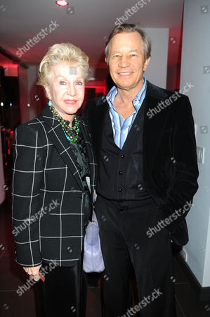 Amanda Eliasch Book Launch Party For Cloak & Dagger Butterfly at Her Home in Beverly Hills Los Angeles California Michael & Pat York