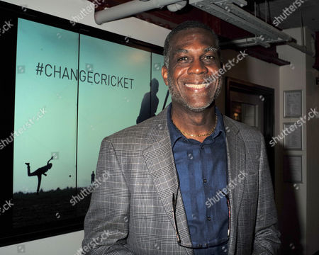 27 07 15 Death of A Gentleman Film Premiere at Picture House Central Shaftesbury Ave Piccadilly London Michael Holding