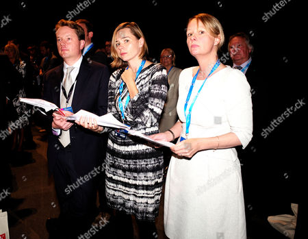 05 10 15 Conservative Party Conference George Osborne Speech at Manchester Central James Chapman Sue Beeby & Kate Rock