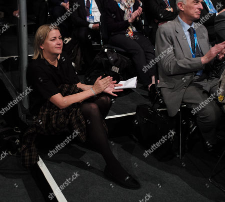 05 10 15 Conservative Party Conference George Osborne Speech at Manchester Central Liz Sugg