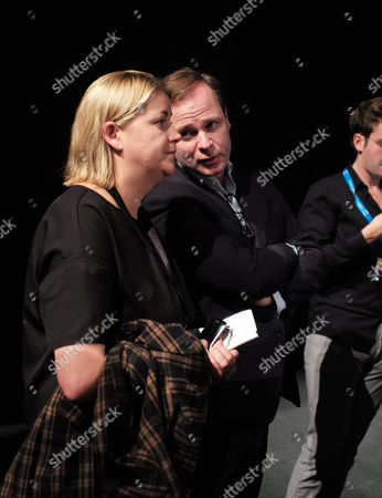 05 10 15 Conservative Party Conference George Osborne Speech at Manchester Central Liz Sugg and Graig Oliver