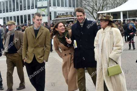 Editorial image of Gold Cup Day at Cheltenham Festival