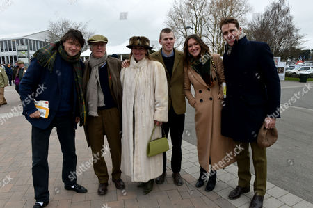 Editorial picture of Gold Cup Day at Cheltenham Festival