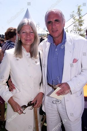 Gold Cup Finals Day at Cowdary Park Polo Lawns Bryan & Greta Morrison