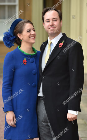 Editorial image of Investiture at Buckingham Palace