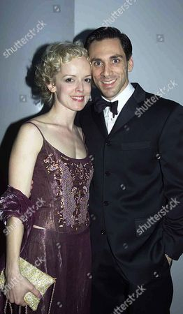 Ist Night Party of Kiss Me Kate Nancy Anderson & Co-star Michael Berresse