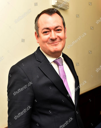 05 01 16 Labour Shadow Cabinet Re-shuffle at 4 Millbank Labour Ex- Shadow Cabinet Member Michael Dugher at Millbank Tv Studios For Tv & Radio Interviews
